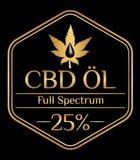 CBD-Öl 25%_
