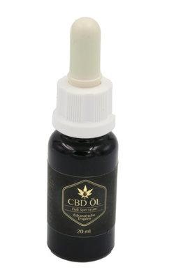 CBD-Öl Ethanolische Tropfen