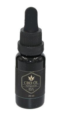 CBD-Öl 15%