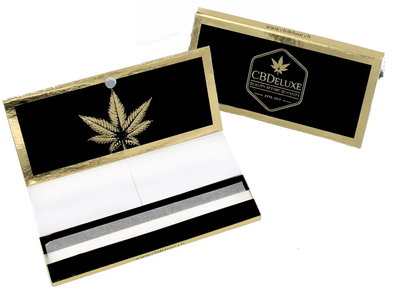 CBDeluxe Papers & Filter Booklet